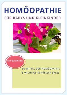 Quickfinder Homöopathie für Baby