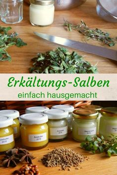 Cold ointment with anise or marjoram - even for babies and .- Erkältungssalbe mit Anis oder Majoran – sogar für Babys und Kleinkinder Cold ointment with anise or marjoram – even for babies and toddlers - Health Day, Baby Health, Health Tips, Coconut Health Benefits, Magnesium Benefits, Natural Health, Health And Beauty, Natural Remedies, Herbalism