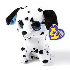 Ty Beanie Boos Plush Dalmatian-my friend has this, but in ball form