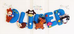 Crafters Boutique: Little Forest Friends for Oliver
