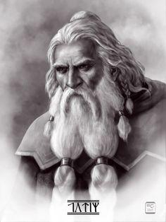 Thorin Oakenshield by meneldil-elda.deviantart.com on @DeviantArt