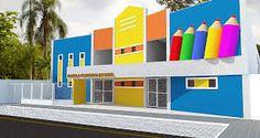 projeto arquitetura escola particular - Pesquisa Google