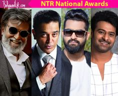 Nandi Awards 2014 – 2016 Full Winners List: Rajinikanth, Kamal Haasan, Jr NTR and Baahubali win BIG at the NTR National Awards #FansnStars