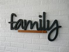 30 Inch Family Wooden Monogram Unpainted Blended Decor Wall Letters Extra Large Size For The Home Pinterest