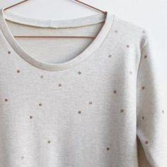 Apollon - I am Patterns / patron de couture pour coudre un sweat shirt
