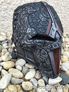 Lord Adraas' Eradicator Mask by MYNOCK'S DEN