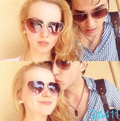Photos: Ryan McCartan and Dove Cameron