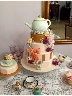 High Tea birthday