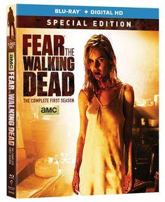 FEAR THE WALKING DEAD Season 1 Special Edition Blu-ray DVD Release Date Details