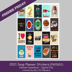 Freebie Friday - January 8, 2021 -