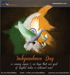 #Independence_Day #Digital_India #goal_of_Digital_India askandrelax.com
