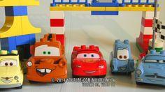 Мультфильмы для детей про машинки. Сказка По щучьему велению, приключившаяся с игрушечными машиками из мультика Тачки и Тачки 2