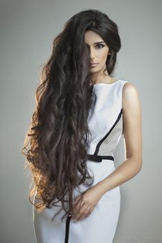 Image result for EXTRA-LONG HAIR