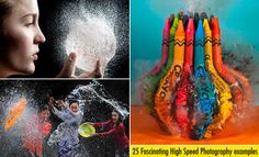25 Fascinating High Speed Photography examples and Tips for beginners. Read full article: http://webneel.com/high-speed-photography-inspiration-tips | more http://webneel.com/photography | Follow us www.pinterest.com/webneel