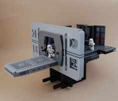 Imperial Base WIP | Some sort of Imperial base or part of a … | Bongobert | Flickr