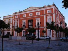 Palacio del conde de La corte, en Zafra.