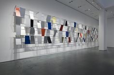 """Ellsworth Kelly: """"Sculpture for a Large Wall"""" and Plant Drawings ..."""