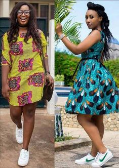 How to Rock African Print Styles to Lectures with Swag – Africavarsities Short African Dresses, African Fashion Designers, Latest African Fashion Dresses, African Print Dresses, African Print Fashion, African Attire, African Wear, Kleidung Design, African Traditional Dresses