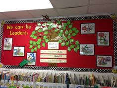 Image result for leader in me school decorating ideas