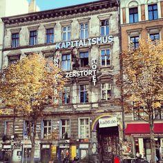 #prenzlauerberg #berlino #kastanienallee #berlin #germany #deutschland #germania #ichbinkeinberliner #instalike #instamood #instagood