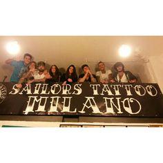 Sailors Tattoo Milano family