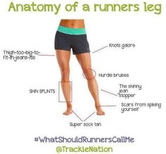 This is me! None of my old jeans fit my legs since my training this summerLol! #runners problems
