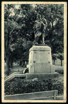 Dombovár, Dombóvár Hősök szobra, 1899.
