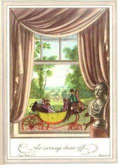 MANSFIELD PARK - Philip Gough illust. https://janeausteninvermont.wordpress.com/tag/regency-period/