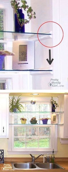 A list of some of the best home DIY remodeling ideas on a budget. Easy, cheap and quick updates that really pay off! These are all great if you want to sell your house (adding value and character), or…MoreMore