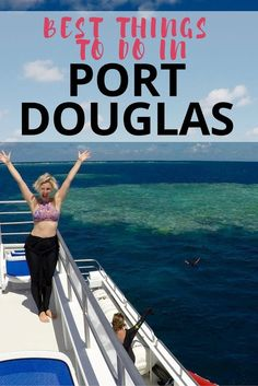 Port Douglas Ultimate Travel Guide includes tips and recommendations for where to stay, what to do, and the best places to eat in Port Douglas, Australia. Australia 2018, Coast Australia, Queensland Australia, Best Places To Travel, Places To Visit, Australia Travel Guide, Hamilton Island, Airlie Beach, Aussies