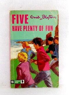 Enid Blyton, Baseball Cards, Books, Fun, Ebay, Vintage, Libros, Book, Vintage Comics