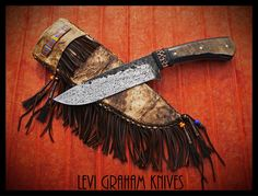 Frontier Forged Knives - Levi Graham