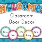 Looking for something spotty to decorate your classroom door? Well... this may be the very thing you were looking for! I hope you enjoy this spot...
