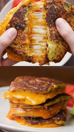 Grilled Cheese Recipes Easy, Grilled Sandwich Recipe, Keto Grilled Cheese, Grill Sandwich, Grill Cheese Sandwich Recipes, Vegetarian Recipes Videos, Low Carb Recipes, Cooking Recipes, Healthy Recipes