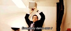 New party member! Tags: music dance the office steve carell michael scott everybody dance now Michael Scott, Everybody Dance Now, Ugly Love, Worlds Best Boss, The Dancer, Steve Carell, Paper People, Amazing Songs, Christian Girls