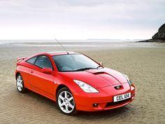 Toyota Celica Sport (1999 – 2002).