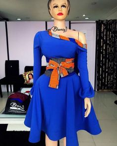 Most Beautiful Plain And Pattern Ankara Gown Styles African Fashion trends African Fashion Ankara, Latest African Fashion Dresses, African Print Fashion, Short African Dresses, African Print Dresses, African Prints, Ankara Rock, Ankara Gown Styles, Ankara Gowns