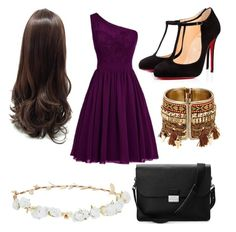 A fashion look from April 2016 featuring short prom dresses, black stilettos and messenger bags. Browse and shop related looks. Robert Rose, Black Stilettos, Aspinal Of London, Red Carpet, Christian Louboutin, Fashion Looks, Prom Dresses, Polyvore, Shopping