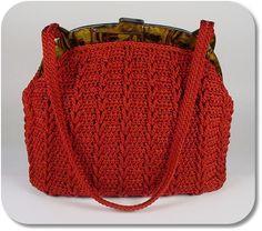 Creative Yarn Source/Crochet Style Etc Splendid Bag