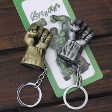 MARVEL Keychain Man jewelry incredible High quality Hulk Fist Hands key chain J-38 //Price: $US $2.99 & FREE Shipping //    #capitainamerica #capitãoamerica #marvel #avenger