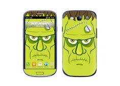 Halloween Case designed for Galaxy S3 #halloween #ghost #funnycase #samsungcase #galaxys3case #ultraskin #ultracase