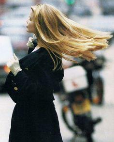 Photographer Neil Kirk For Elle UK, May 1989