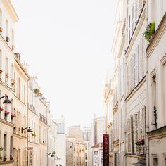 bathed in light   Paris