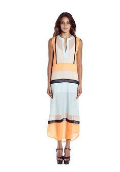 Sound Of Light Kaftan Maxi Dress