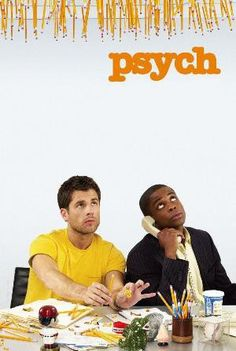 I literally cannot explain my excitement for the new season of Psych.  is there anything better?