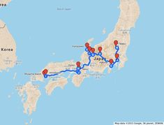 A detailed day-by-day two-week Japan itinerary to help you get the most out of your Japan trip. These 11 places are the best of Japan and are must-visits. Japan Travel Tips, Asia Travel, Travel Ideas, Travel Log, Travel Hacks, Japan Beach, Beppu, Hamamatsu, Japan Holidays