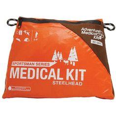 AMK Sportsman Steelhead Medical Kit Orange-Black