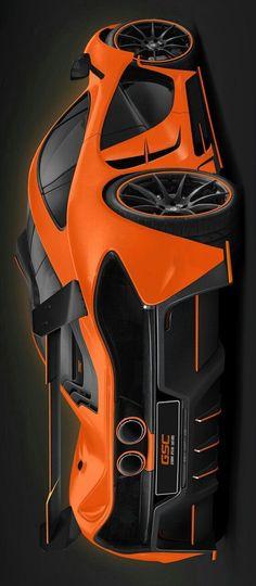 GSC McLaren P1 by Levon                                                       …