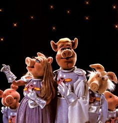 Pigs in Space Muppets