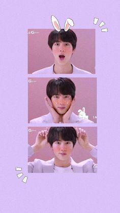Yes, this is the bunny I want Seokjin, Hoseok, Bts Jin, Bts Bangtan Boy, Foto Bts, Bts Memes, K Pop, Kpop Tumblr, Kpop Wallpapers